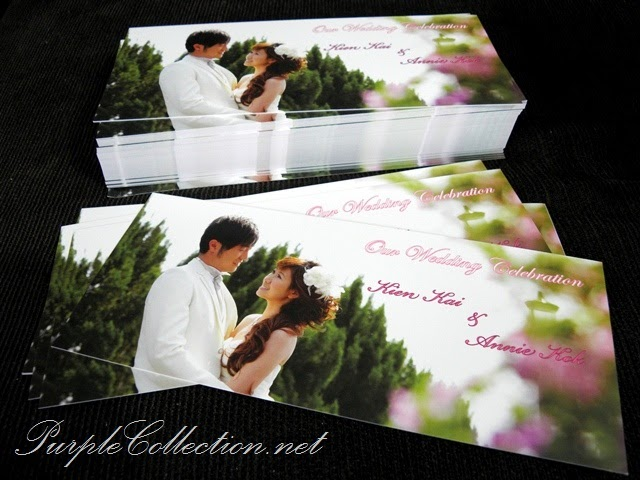 wedding card, print, printing, malaysia, selangor, sarawak, kuala lumpur, sabah, brunei, singapore, johor bahru, penang, perak, wedding photo, pink, sweet, unique, personalized, personalised, matt lamination, art card 260g, kad kahwin, cetak, murah, online, buy, sell, purchase, sale, purple cards, purple collection, envelope 80g, pearl, metallic, 120g