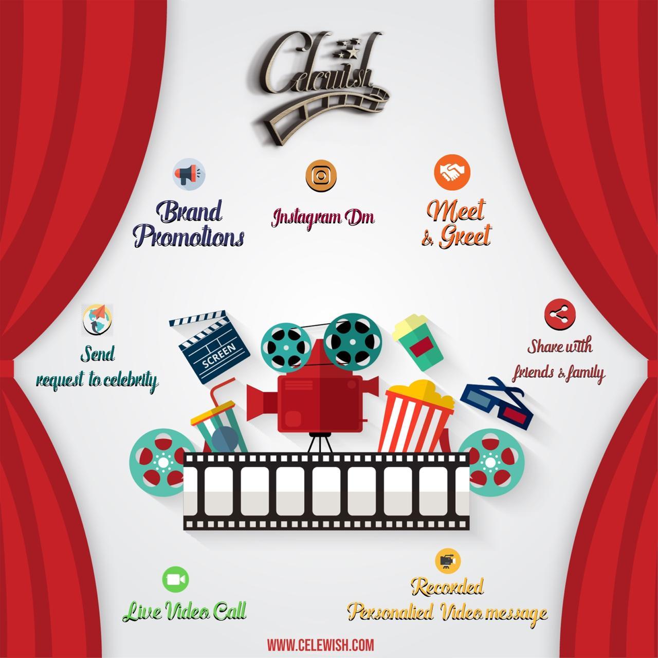 "Celewish.com-India's-1st-""Meet-&-Greet-Platform""-is-all-set-to-launch"