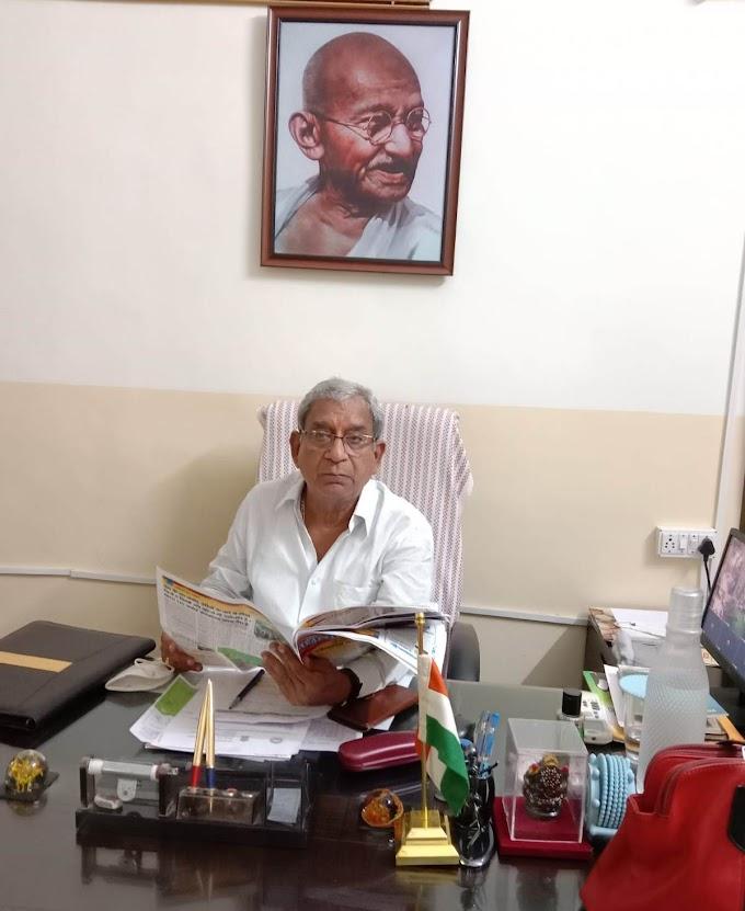 अनिल शर्मा राजस्थान खादी संस्था संघ के मंत्री चुने गए