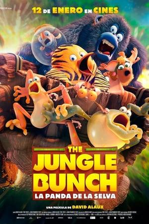 Poster Les As de la Jungle 2017
