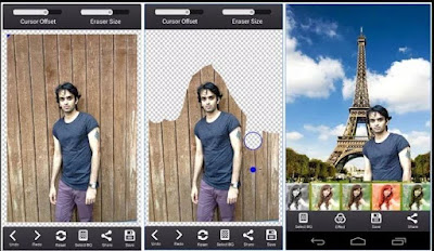 Best Apps to Change Photo Backgrounds in Android