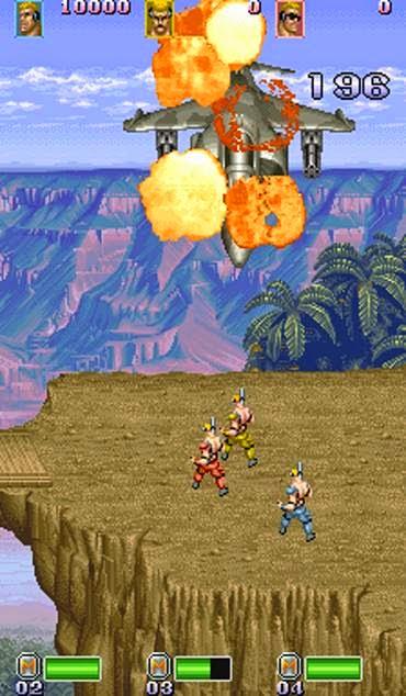 Mercs+arcade+game+portable+videojuego+descargar gratis