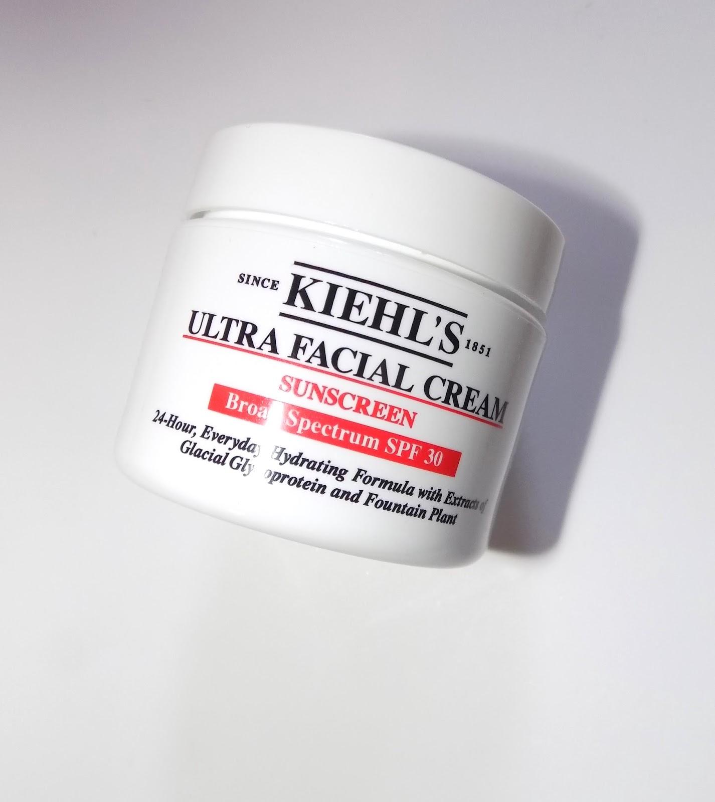 Kiehl s Ultra Facial Cream SPF 30
