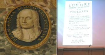 Un convegno su Francesco Maria Santinelli, l'alchimista che incantò Newton