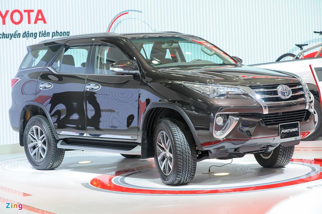 Toyota Fortuner thay đổi ra sao trong 15 năm qua?