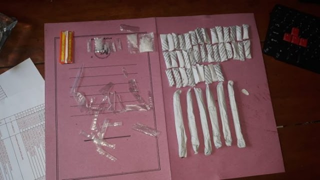 51 Paket Narkoba dan Belasan HP Ditemukan di Lapas Lhoksukon