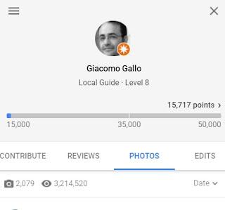 Local SEO Giacomo Gallo Roma