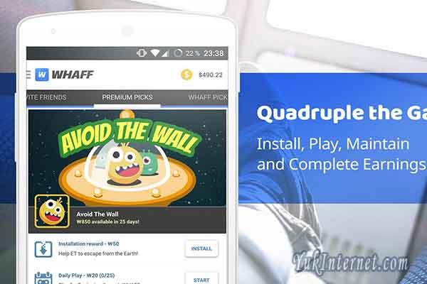 5 Aplikasi Penghasil Uang Tanpa Paypal Tanpa Modal Yukinternet