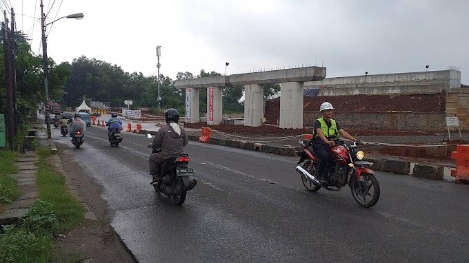 Walikota Minta Jalan Raya Sawangan Dilebarkan Sebelum Tol Dibuka