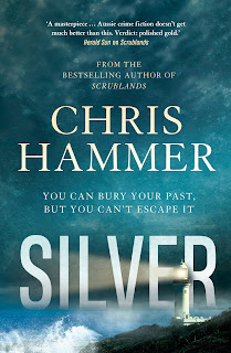 Silver by Chris Hammer book cover