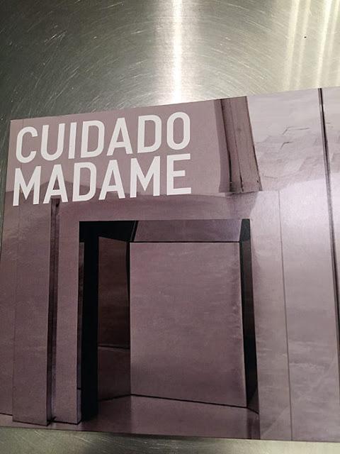 Arto Lindsay 「CUIDADO MADAME」