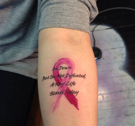 Top 96+ Inspiring Breast Cancer Awareness Tattoos
