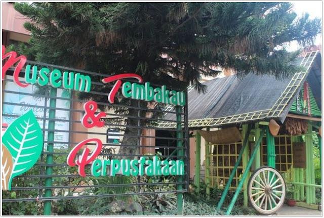 Museum Tembakau;Top 10 Destinasi Wisata Jember;