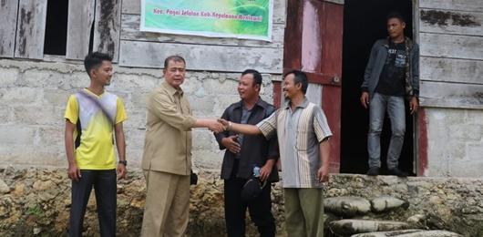Masjid Al Jihad Boriay Desa Sinakak Butuh Bantuan Pembangunan