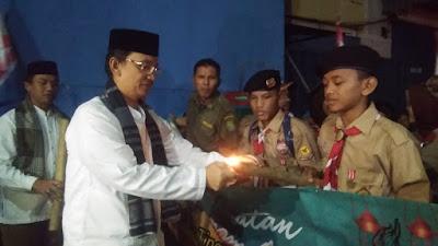 Pawai Obor Akbar Dan Tingkatkan Ukhuwah Islamiyah Sambut 1 Muharram 1440 H Di Kecamatan Benda