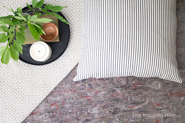 Lifestyle product photography for home decor brands and online shops