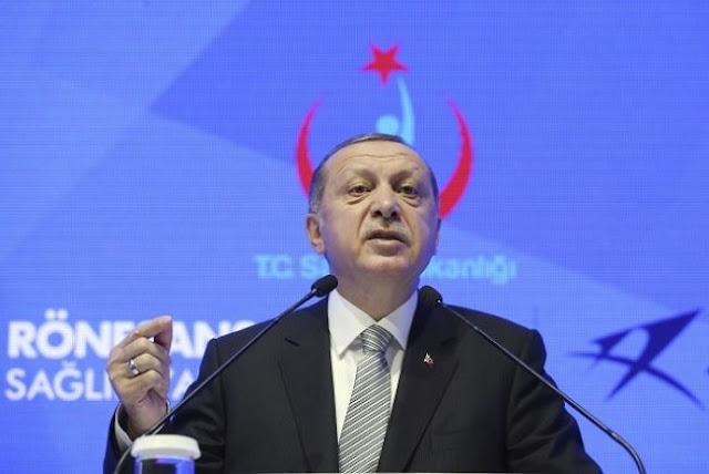 Ερντογάν: «Αν δεν τηρηθεί η συμφωνία θα συνεχίσουμε τις επιχειρήσεις»