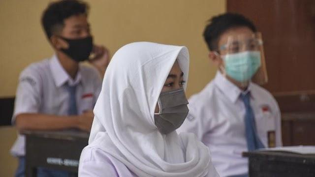 Usai Vaksinasi Tenaga Pengajar, Dinas Pendidikan Purwakarta Persiapkan Belajar Tatap Muka Juni 2021