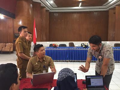 Penerima Bantuan Sosial di Padang Pariaman Diverifikasi Dinas Sosial