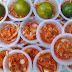 Chinchalok | Onions | Chilli Padi | Lime