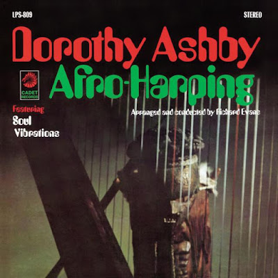 Dorothy-Ashby-Afro-Harping Dorothy Ashby – Afro-Harping