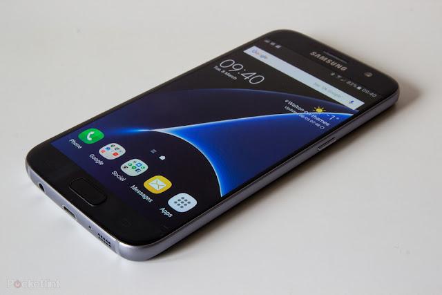 Le vendite di Galaxy S7 spingono i profitti — Samsung Mobile