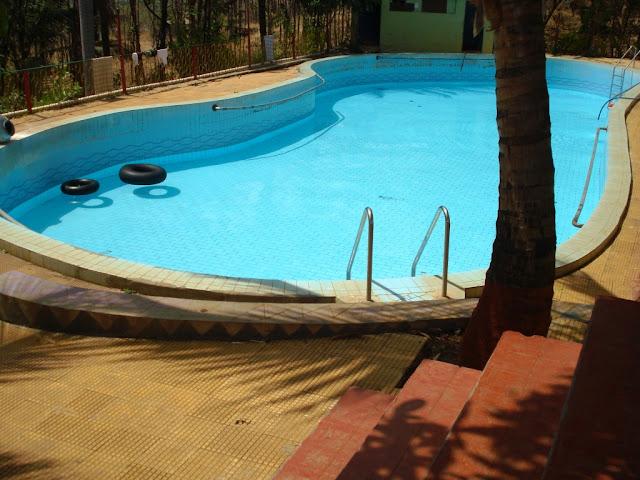 Ghadge Botanical Farmhouse Swimming Pool