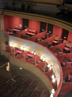Another view from the gallery  Theatre Royal, Bury St Edmunds