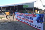 Muncul Transmisi Lokal, Pasar Peterongan Ditutup