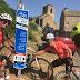 Finalizados los trabajos de señalización de los primeros 9 puertos ciclistas de Sobrarbe