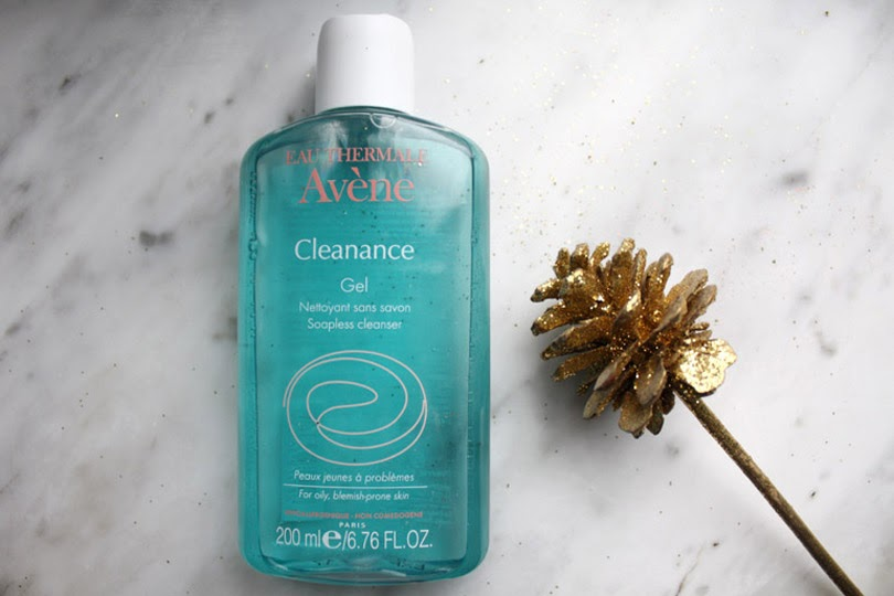 avene cleanance soapless gel cleanser