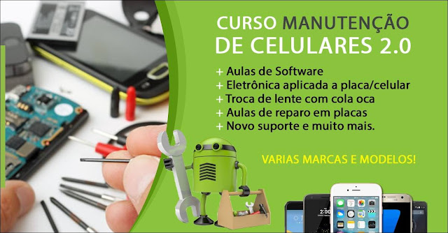 Curso de Manutenção de Celulares 2.0