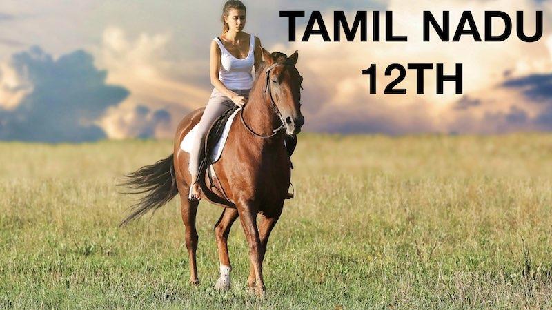 Tamilnadu 12th Syllabus.