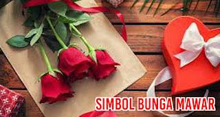 Simbol Bunga Mawar Saat Valentine Yang Harus Kalian Ketahui