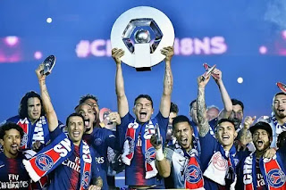 PSG captain Thiago Silva is proud of his team after league cancellation
