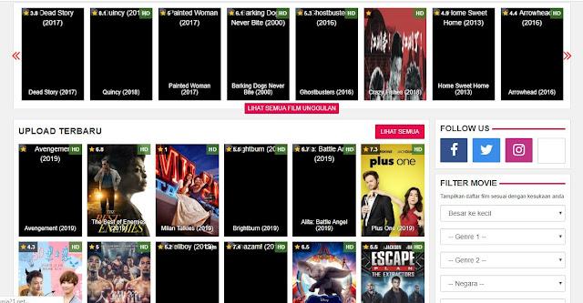 14 Situs Streaming Film Gratis Terbaru Dan Terupdate Pengganti INDOXXI 14