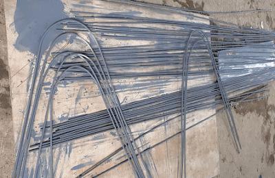 KAWAT SILET BTO 22 dan Jasa Pemasangan kawat silet