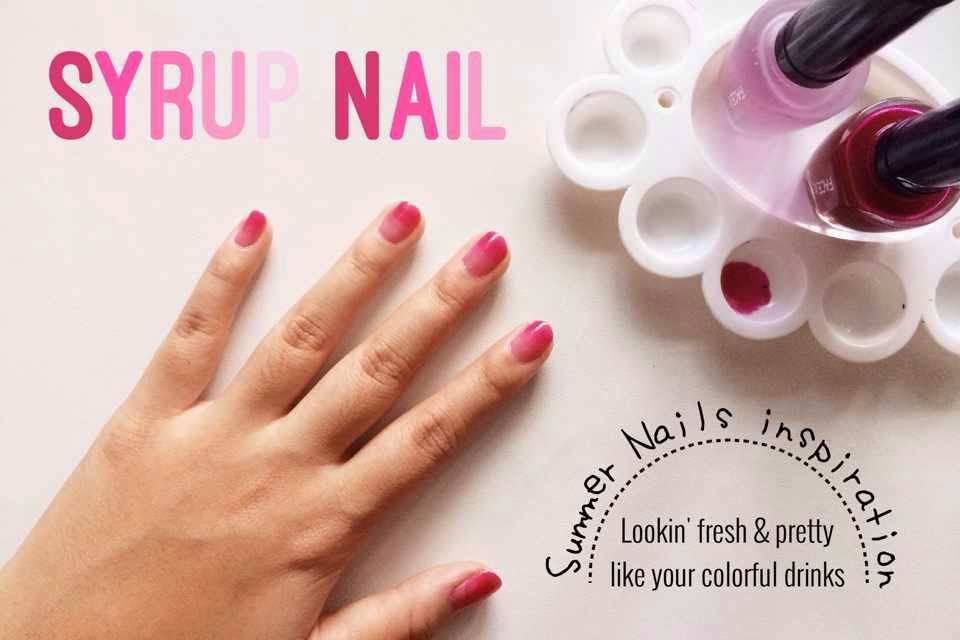 nail trend syrup nail altercouture
