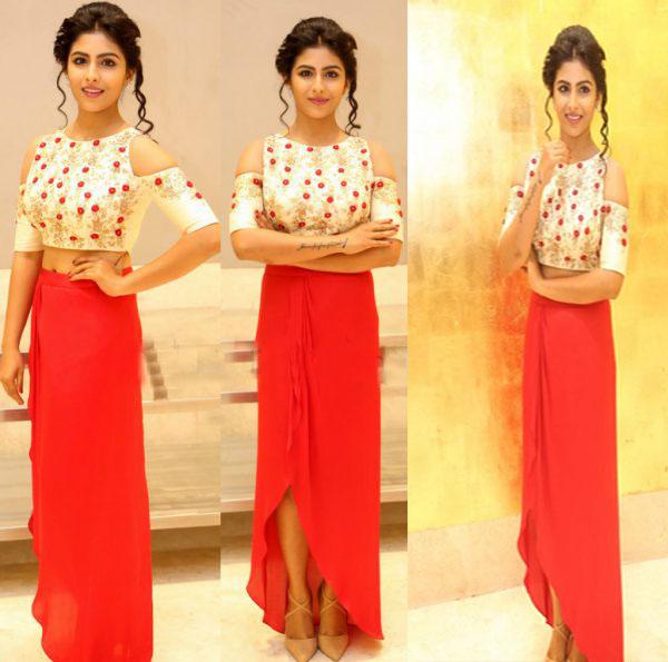 13e20b711 Bollywood Actress Saree Collections: Kruthika Jayakumar in Skirt and ...