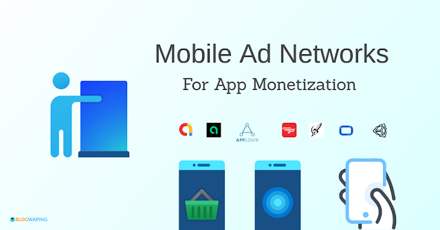 Best Mobile Ad Networks For App Monetization