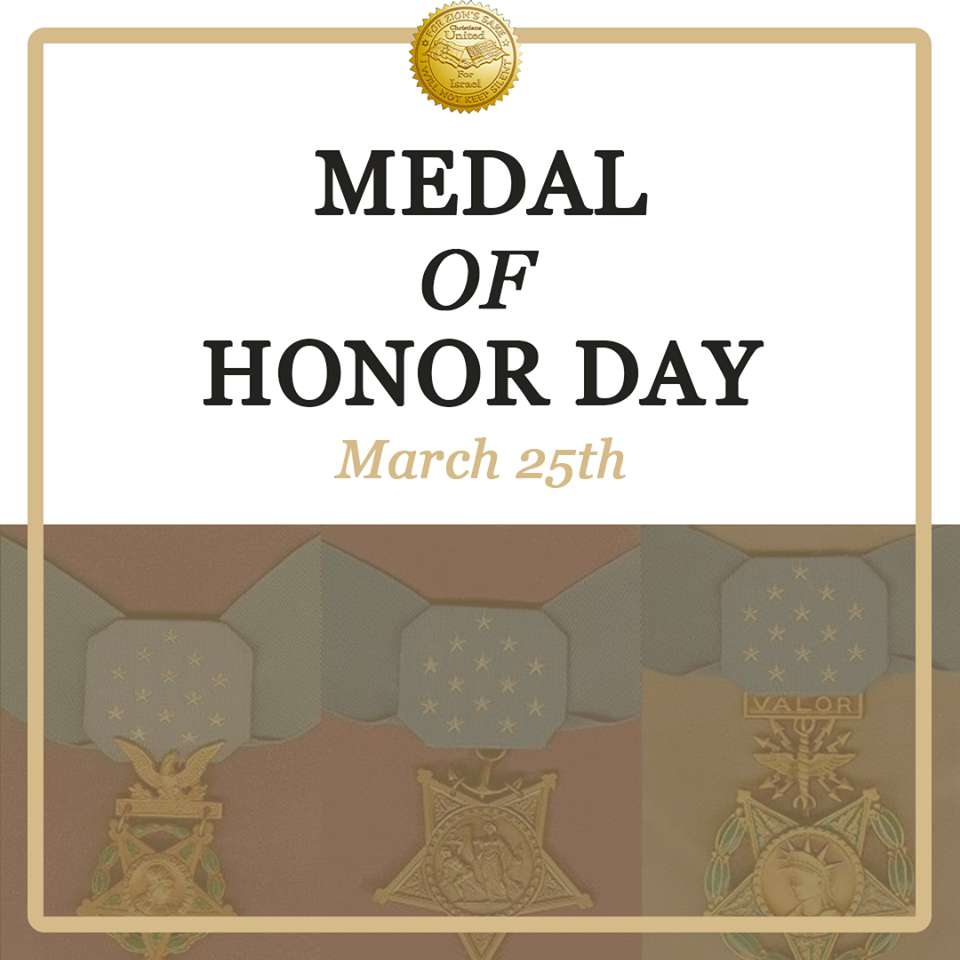 National Medal of Honor Day Wishes Beautiful Image