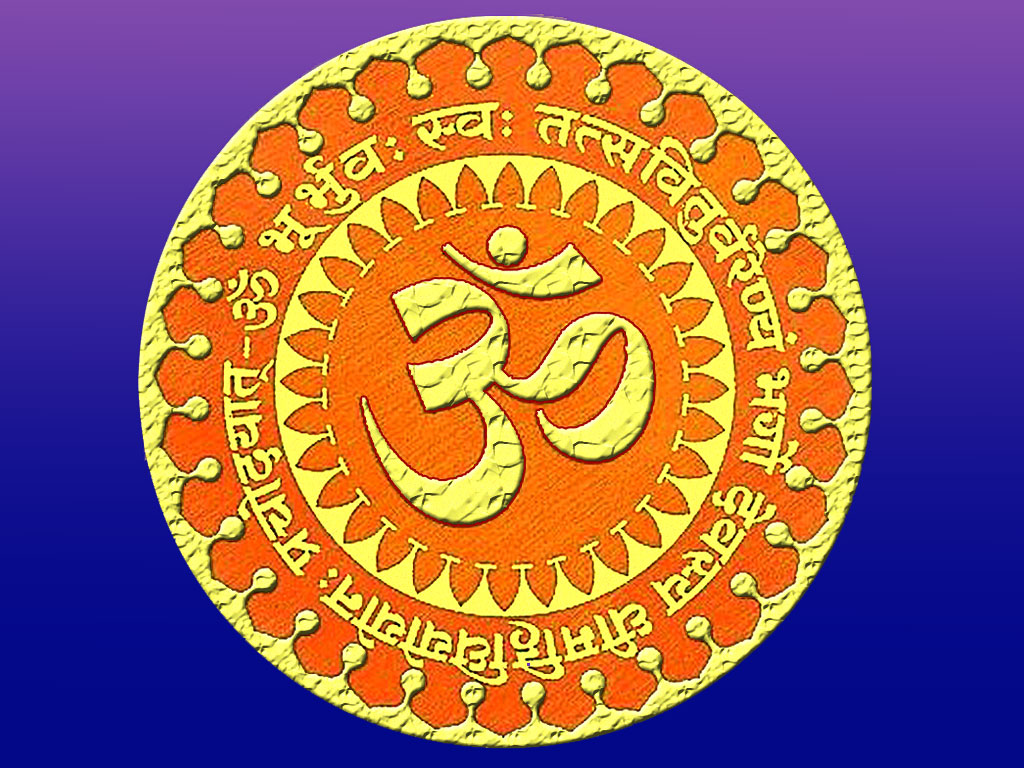 Gayatri Mantra Hindu God Wallpapers Free Download