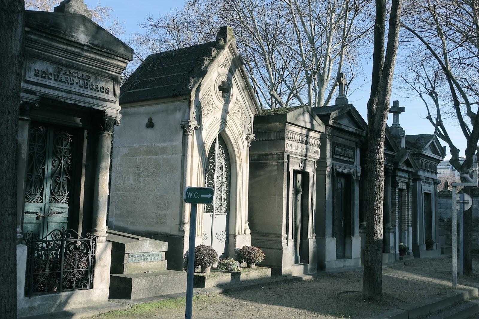 モンパルナス墓地(Cimetière du Montparnasse)