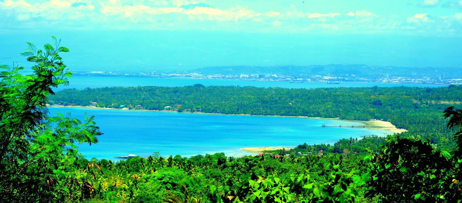 Davao city island samal Samal City,