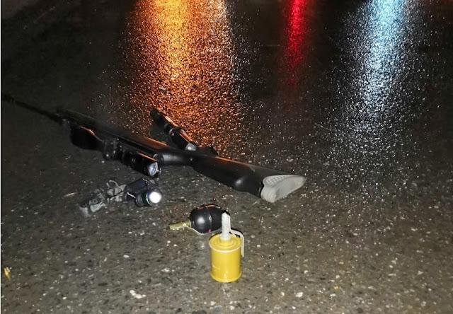 В Уфе пьяный мужчина угрожал сотрудникам ДПС гранатой