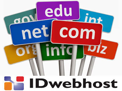Top Level Domain from IDwebhost