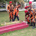 MPC PP Kabupaten Lingga Berziarah dan Tabur Bunga di Taman Makam Pahlawan Dabo Singkep