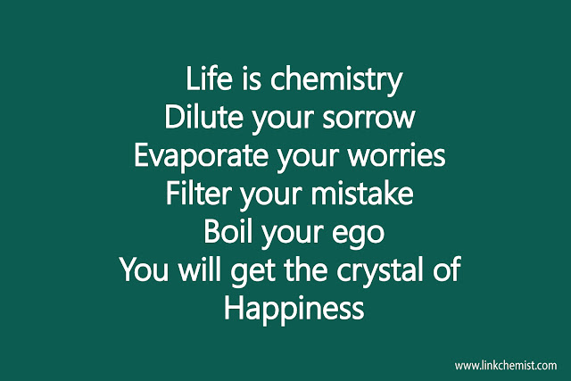 Chemistry of  happiness