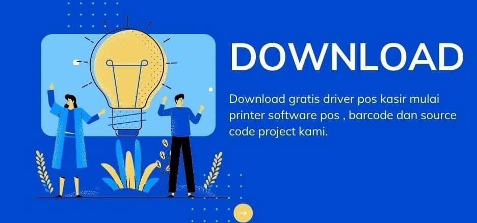 Free Download driver pos software gratis source code