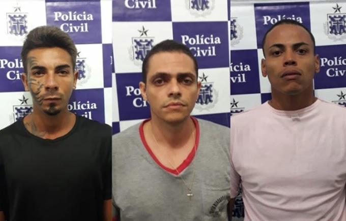 Homem forja o próprio sequestro para tirar dinheiro do pai em Ruy Barbosa